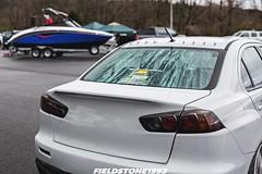 Mitsubishi Lancer Evolution (Fieldstone1993) Tags: show car track evolution event lance bmw mitsubishi forged evo slammed tuned burramundi sntace trackandshow