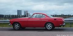 Volvo P1800 E 1971 (XBXG) Tags: auto old holland classic netherlands car vintage volvo 1971 automobile sweden nederland swedish voiture e sverige paysbas coupe coup hoofddorp ancienne zweden p1800 volvop1800 p1800e sudoise al5363