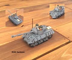 M36 Jackson (Carpet lego) Tags: m36 jackson ww2 tank destroyer lego delicious chassis