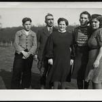 Archiv K857 Familienfoto, heutiges Polen, 1930er thumbnail