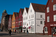 Bryggen (_quintin_) Tags: bergen norway bryggen wooden houses colorful