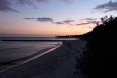 Sunset over Sandskogen I (Caledonia558) Tags: skne sweden 2012 ystad