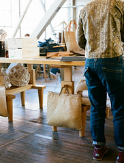 (brianwferry) Tags: sanfrancisco california accessories textiles studiovisit mattdick smalltradecompany