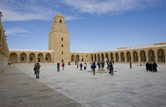 172H1153 (H Sinica) Tags: tunisia mosque kairouan grandmosque