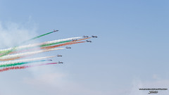 """Frecce Tricolori 10 • <a style=""""font-size:0.8em;"""" href=""""http://www.flickr.com/photos/92529237@N02/8899472267/"""" target=""""_blank"""">View on Flickr</a>"""