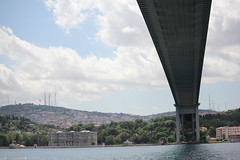 Under the bridge (anja63) Tags: bridge turkey istanbul ponte bosphorus turchia bosforo