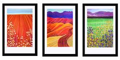 Pastels Tuesday- June (Georgie Sharp) Tags: art colours pastel vivid