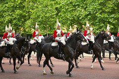 Life Guards (Future-Echoes) Tags: horses london mounted soldiers swords cavalry lifeguards troopingthecolour householdcavalry