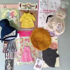 BCEU 2013 (mame3) Tags: fashion doll handmade blythe barcellona dollshow 2013 bceu