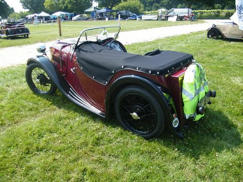 C5 - 1934 Austin Seven Arrow 2 seater