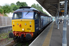 47813 - Norwich - 2P33 (richa20002) Tags: lines set rail loco class east short greater services 47 direct anglia dvt mk3 wherry hauled