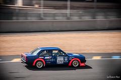 Audi 80 GTE (Le Baron Noir) Tags: cars car nikon automobile automotive voiture audi 80 lemans coches gte circuitdubugatti