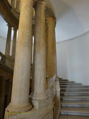 Scala del Mascarino (Fontaines de Rome) Tags: rome roma scala rom quirinale mascarino