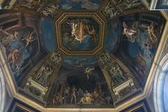 Ceiling fresco at the Vatican Museum (Hannes Rada) Tags: italy vatican rome roma museum italia fresco vatikan