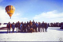 Staff Photo (JF Sebastian) Tags: people crowd group balloon bolivia campsite scannedslide uyuni saltflat rutaquetzal digitalized morethan100visits morethan250visits rutaquetzal1996 oldfilmautomaticcamera