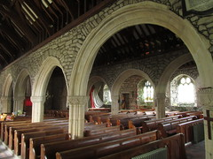 St Just in Penwith - St Just's church (Dubris) Tags: england building church architecture town cornwall gothic arcade kernow stjust stjustinpenwith