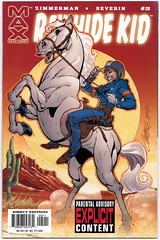 Rawhide Kid #5 (FranMoff) Tags: horse max cowboy western comicbooks marvel campbell jscottcampbell rawhidekid