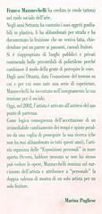 2002-CICLO ARTE E LUOGHI-PERSONALE A CURA DI M.PUGLIESE