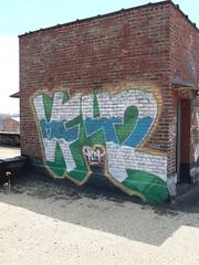 af 42 tribute? (httpill) Tags: streetart chicago art graffiti tag graf rip 42 kym afroe