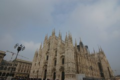 milan_duomo (Crinisus) Tags: city milan church outdoors architechture centre wide duomo uwa