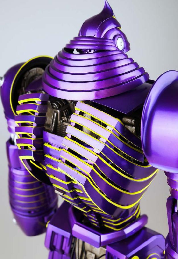 【追加大量細節新圖】threeA - 鋼鐵擂臺:1/6 比例 超惡男子(Noisy Boy)