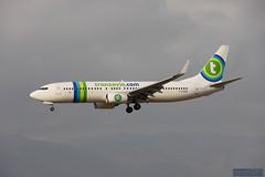 F-GZHE - Boeing B737-8K2 [2615/29678] - Transavia France (Leezpics) Tags: boeing malaga airliners agp b737 commercialaircraft lemg transaviafrance fgzhe 21september2013