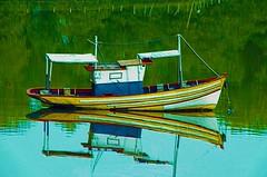 O barco (Valcir Siqueira) Tags: