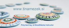 Necklace KatoPolyClay (TinaMezekDesign) Tags: jewellery polymerclay katopolyclay nexklace
