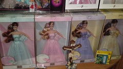 Around My Barbie Room (Paul BarbieTemptation) Tags: pink gold label barbie collection limited edition rare platinum collector