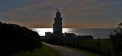 St. Catherine's Lighthouse  -  Isle of Wight (BOB@ wootton) Tags: lighthouse st isleofwight isle catherines wight iow