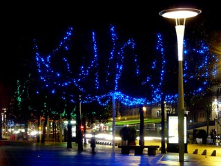 Nantes (44), illuminations 2008