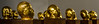 20131208-TodayArtMusm-9886.jpg (Ding Zhou) Tags: china portrait statue model flickr modernart beijing wolfman goldstatue wolfwoman chaoyangdistrict todayartmuseum