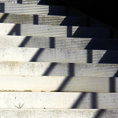 - archive 2013 - (Jacqueline ter Haar) Tags: light shadow lines stairs diagonal