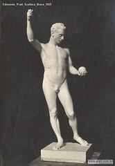Edmondo Prati Scultura Brera 1925