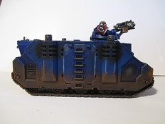 Space Marine Rhino No.3 (11) (AKASteveUK) Tags: 40k rhino warhammer spacemarines warhammer40000 warhammer40k gamesworkshop unitymarines dedicatedtransport