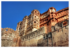 Jodhpur IND - Mehrangarh Fort 05