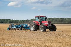 Case IH Magnum 7120 (Deschamps productions) Tags: tractor case chisel cultivator cultivation magnum tracteur stubble ih bonnel 7120 dchaumage dchaumeur