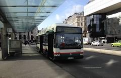 Transpole Lille Metropole 10029 CB473GE (transportdesigned) Tags: europe gare renault lille agora metropole flandres irisbus 10029 transpole garedelilleflandres cb