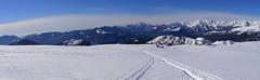 Rifugio Magnolini (Reflexionist) Tags: winter panorama mountain snow ice landscape nikon neve inverno bergamo montagna scialpinismo skitouring prealpi montealto montepora nikond60 vallecamonica valleseriana prealpiorobiche reflexionist