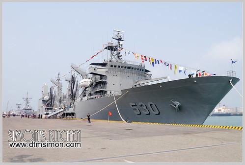 海軍敦睦台中港16