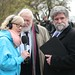 Wendy Austin (Talkback), Michael Longley and Dan Gordon