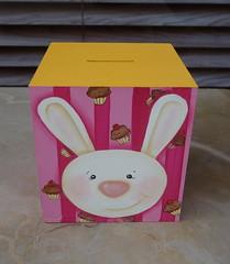 Pscoa (Kika 2002) Tags: wood rabbit bunny painting easter artesanato craft pscoa coelho madeira pintura mdf paque pascoa coelhinho