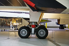 Concorde 101 undercarriage (Graham Woodward) Tags: wings airplanes flight concorde planes duxford helicopters aeroplanes