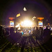 Roskilde Festival - Light blast from the present past