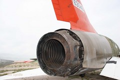 "QF-100D Super Sabre 5 • <a style=""font-size:0.8em;"" href=""http://www.flickr.com/photos/81723459@N04/19794318355/"" target=""_blank"">View on Flickr</a>"