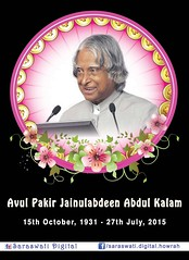 Avul Pakir Jainulabdeen Abdul Kalam (saraswatidigital) Tags: india photomanipulation photoshop poster graphicdesign indian president digitalart teacher card flex photorestoration scientist ecard apjabdulkalam avulpakirjainulabdeenabdulkalam saraswatidigital missionmanofindia
