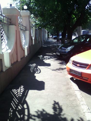 Odessa, Posmitnogo St., summer 2015