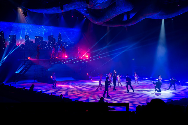 Holiday On Ice : Time - Zénith, Paris (2017)