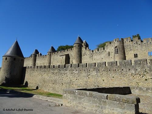 4. Cité Médiévale de Carcassonne - Le Château Comtal
