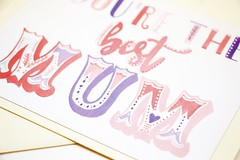 You're the best Mum Mother's day handmade greeting card-11 (roisin.grace) Tags: greetingcards greetingcard handmade handpainted handmadecards handpaintedcards happymothersday mothersday mothersdaycard lovecards lovecard